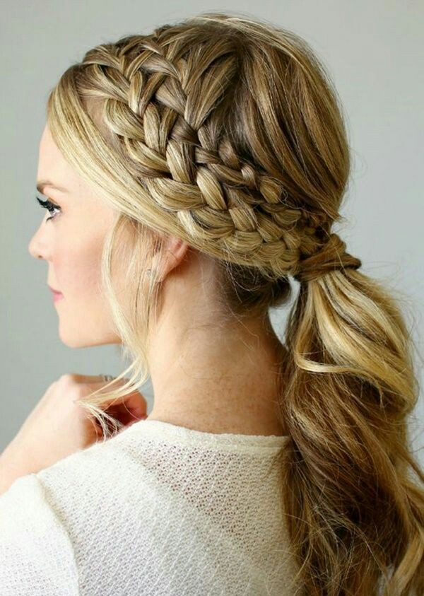 25 Easy Ponytail Hairstyles to Try This summer || Tips for perfect Ponytail Hairstyle | Bling ...