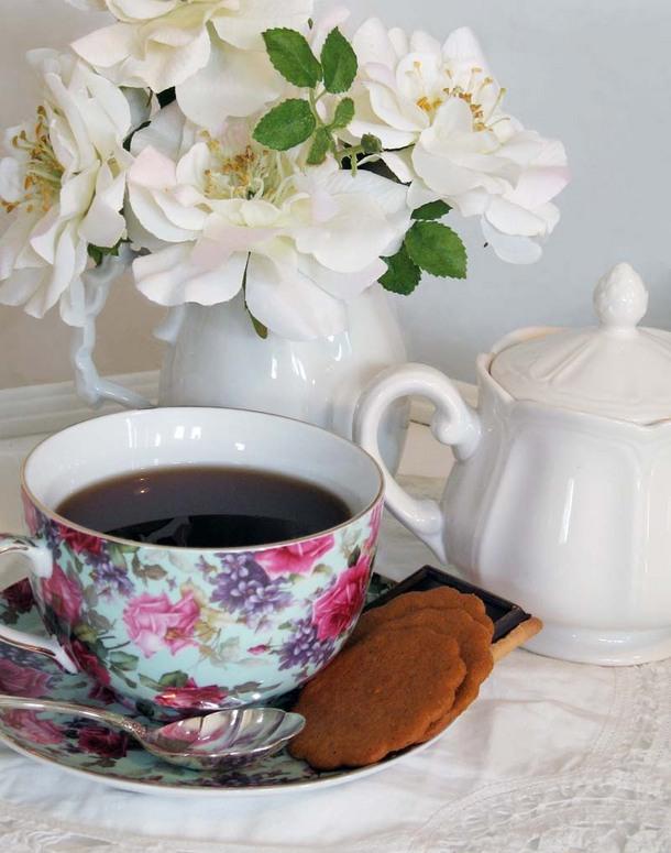 Cindy Adkins...Art, Books, Tea: A Proper English Tea