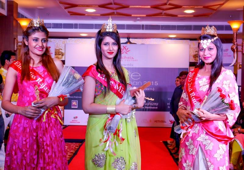 Elite Miss Rajasthan