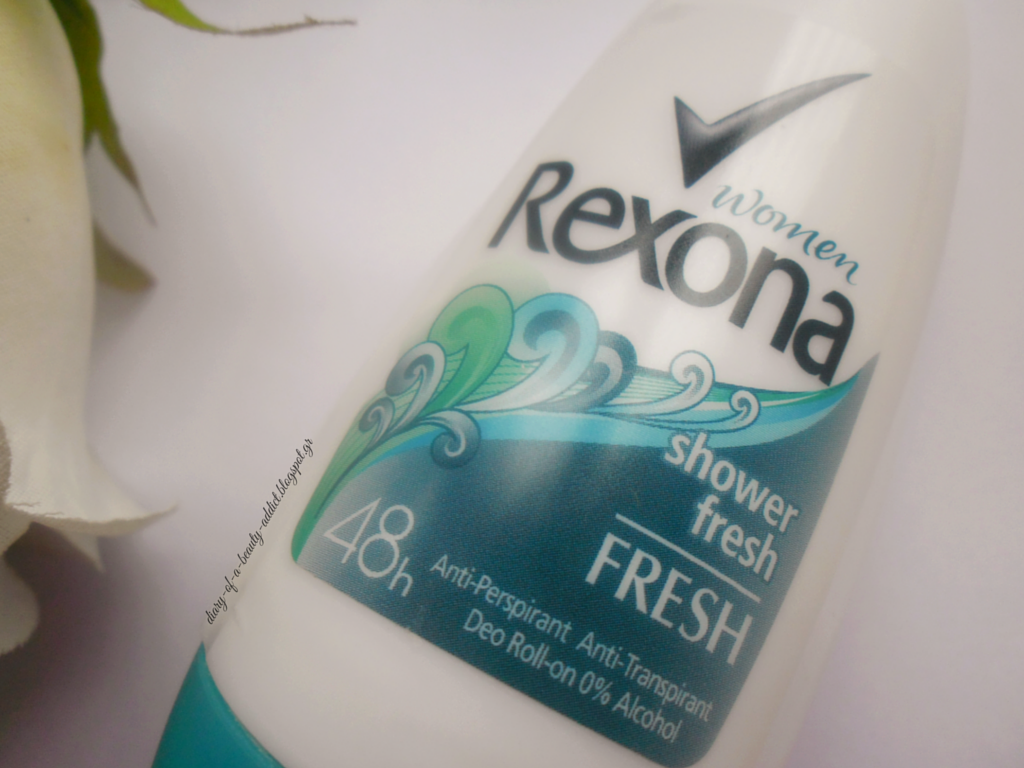 Rexona Fresh Shower Deo Roll On : Review
