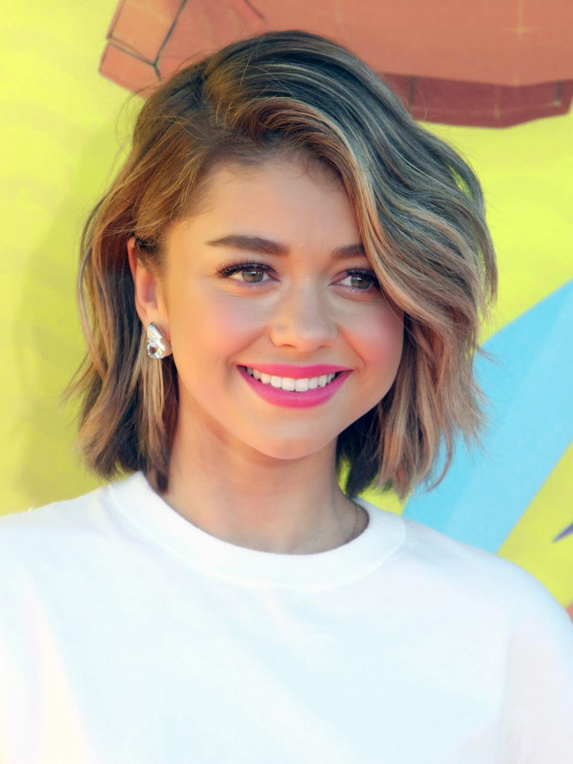 Sarah Hyland at The 28th Annual Kid's Choice Awards