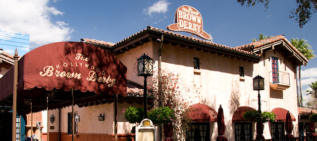 Restaurante Hollywood Brown Derby na Disney em Orlando