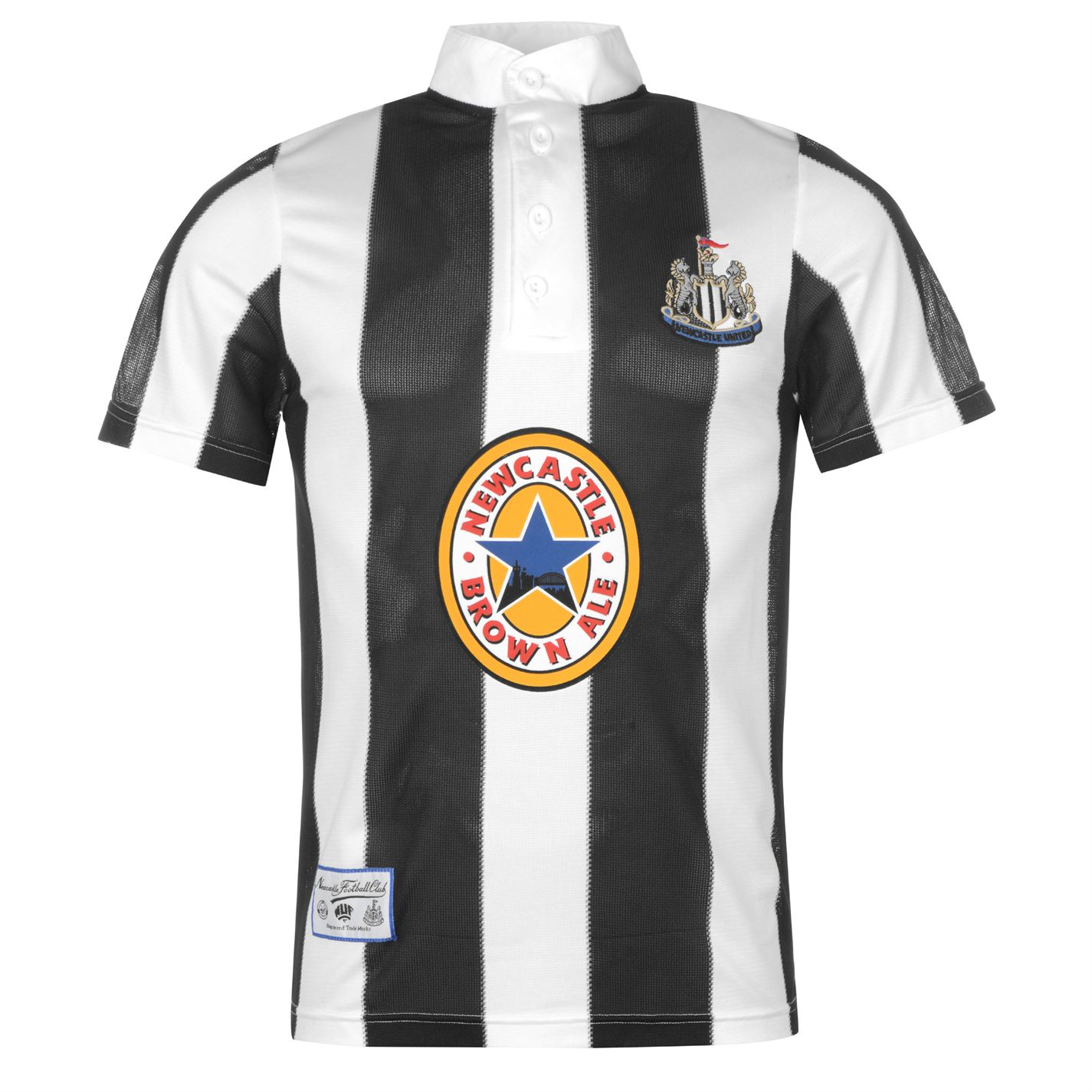 Awesome - 8 Newcastle United Retro Kits Released