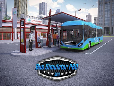 Bus Simulator Pro 2017 v1.2 Mod Apk+Data