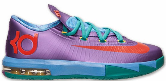 the latest 0bb5e 74422 ajordanxi Your  1 Source For Sneaker Release Dates  Nike KD VI GS ...