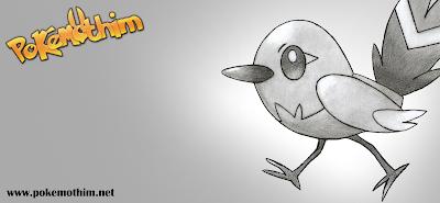 Tutorial De Desenho Fletchling Pokemothim