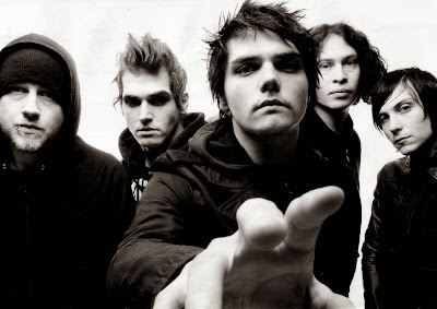 Biografi dan Daftar Album Band My Chemical Romance