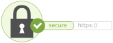 Certificado de segurança ativo