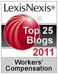 2011 Top Workers Comp Blog