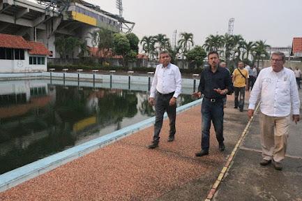 Gobierno de Mérida avanza en la recuperación de la infraestructura deportiva
