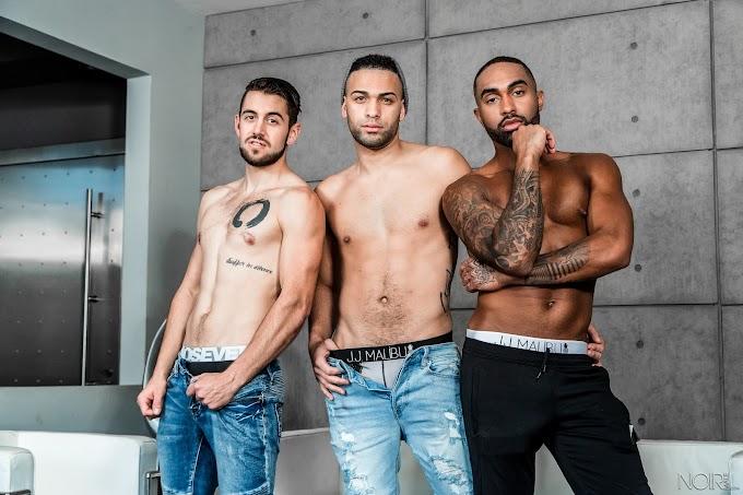 Model Behavior: Dante Colle, Remy Cruze, Tyson Rush