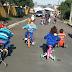 Bicicleta na Semana Mundial do Brincar em Curitiba
