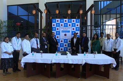 MoU signing between Jagran Lakecity University and Global Education Management Services, UK