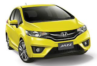 Spesifikasi Mobil Honda Jazz dan Harga Honda Jazz Terbaru