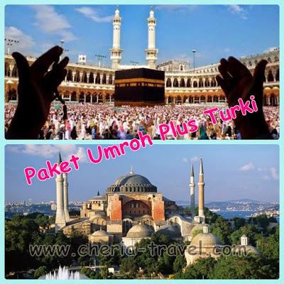 Itinerary Umroh Plus Turki
