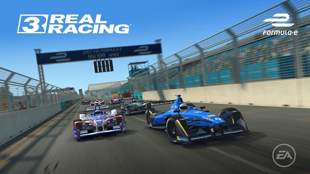 Cara Membuat Kaca Spion di Real Racing 3 Menjadi Work