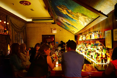 Le Chameau Bleu - Blog Voyage New York City - Speakeasy à New York - L'Angel's Share