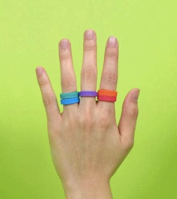 unusual rings