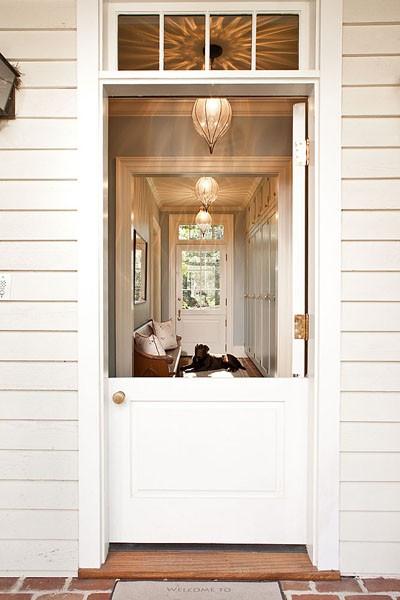 simply darling designs: Half Door