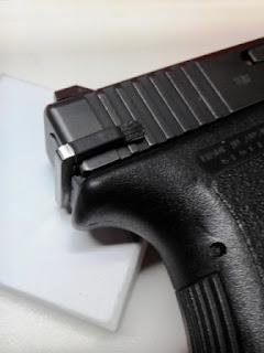 Glock trigger reset (glok-E-trainer) black