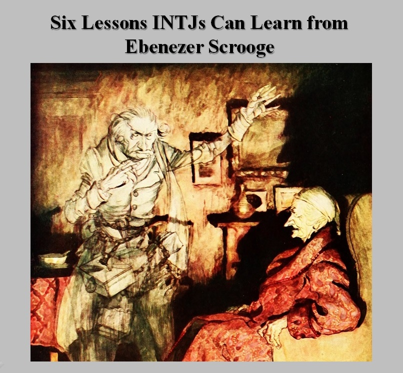 The Blog of Bryan C  Laesch: Six Lessons INTJs Can Learn