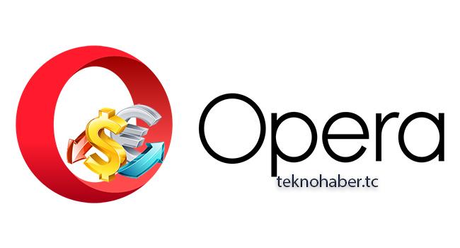 Opera tarayıcı ayarı