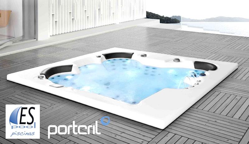 Spa Portcril en Espool Piscinas, tienda oficial de Spas Portcril