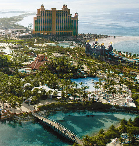 Paradise Island Bahamas Beaches: The Amazing World : The Atlantis Paradise Island, Paradise