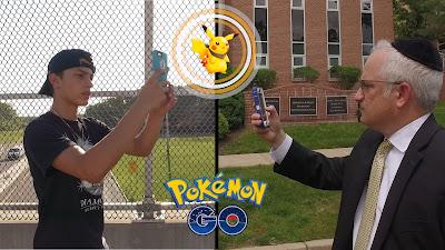 Los judíos Pokemon Battle - Pokemon GO