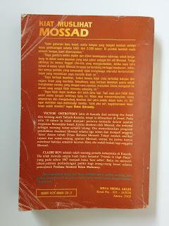 Kiat Muslihat Mossad