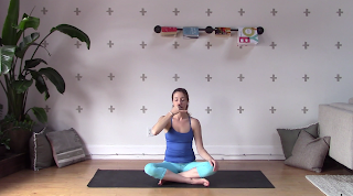 6 poses and slow flows for grounding  yoga with kassandra