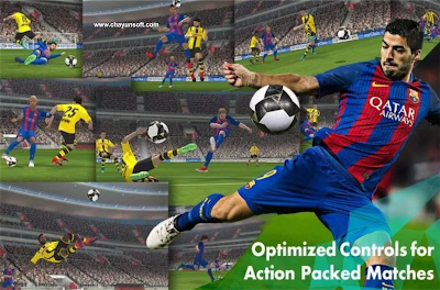 Download PES 2017 v0.9 Apk Data