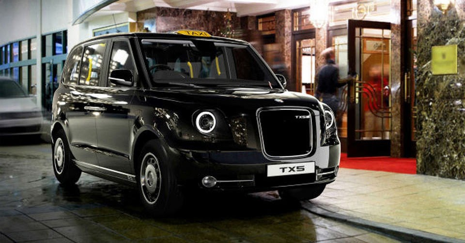 Uk Taxi Car: Iconic London Cab Getting Ready For Export In Europe By 2018