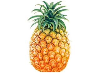 Ga nyangka manfaat buah nanas banyak juga
