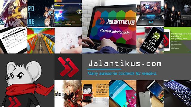 Jalantikus.com contents are awesome