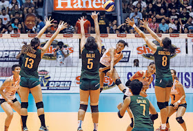 CHAMPIONSHIP. PLDT vs. Army Shakey's V-League.