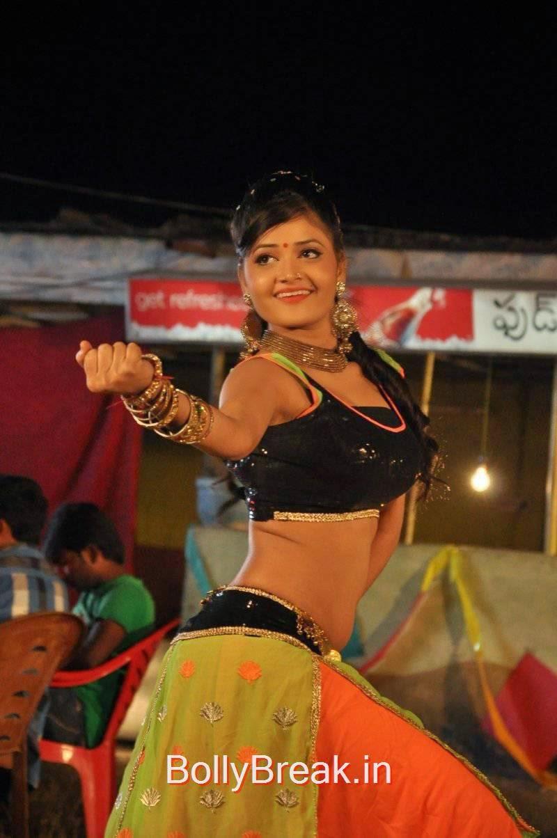 Sriya Photoshoot Stills, Sriya Hot Pics In Choli  In 2000 Crore Black Money Movie