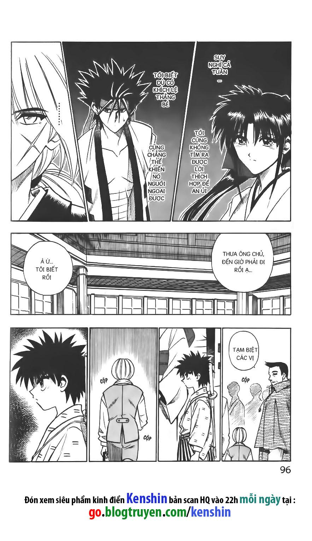 Rurouni Kenshin chap 44 trang 8