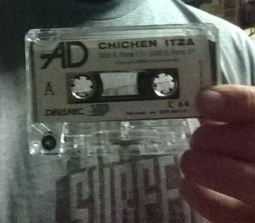 Chichen-Itza de Aventuras AD preservado para Commodore 64