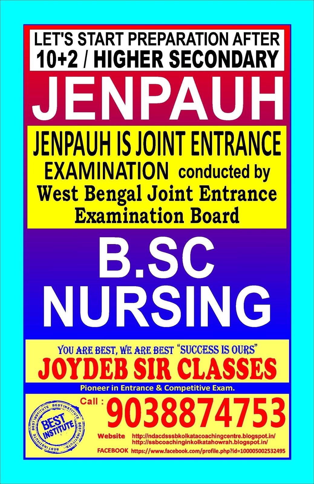 AIIMS JENPARH B SC NURSING JENPAUH COACHING CENTRE IN BURDWAN