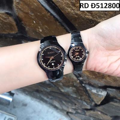 Đồng hồ cặp đôi Rado RD Đ512800