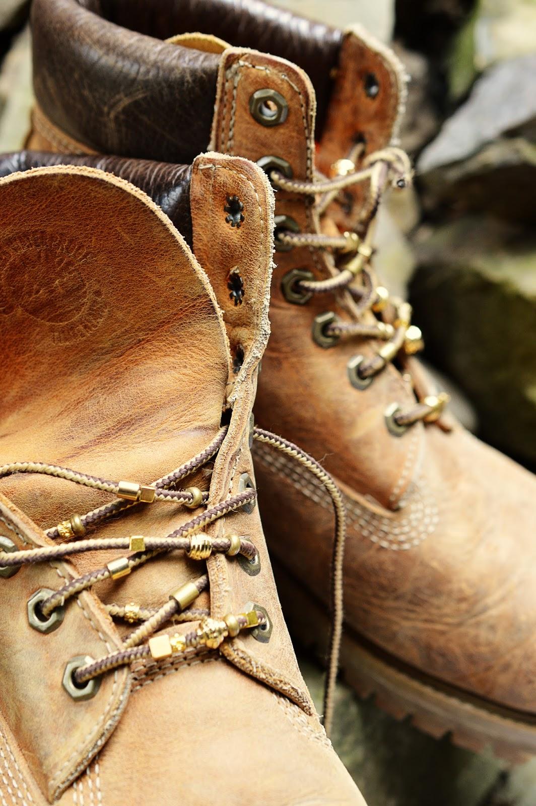 DIY Beaded Shoe Laces | Motte's Blog