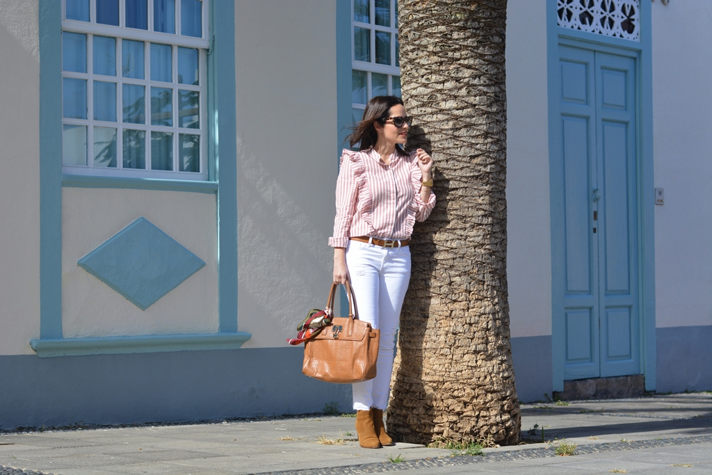 outfit-camisa-volantes-h&m-personal-shopper