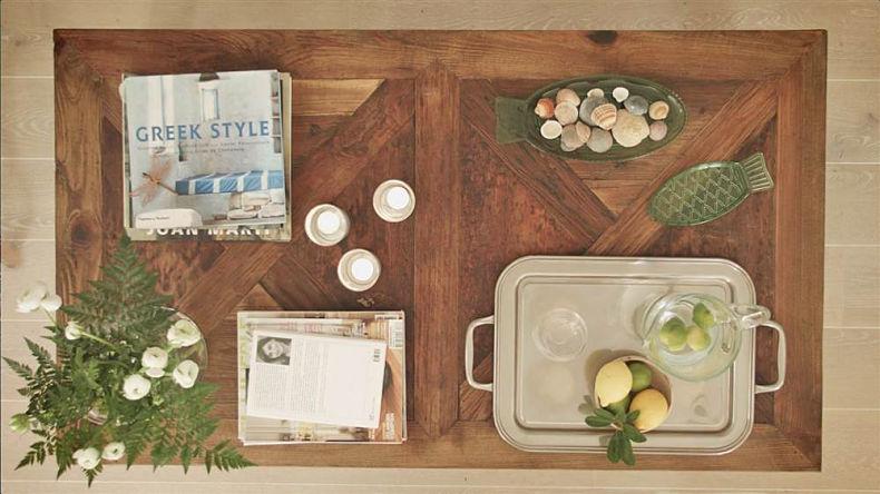 PUNTXET Consejos para decorar bien tu mesa de centro