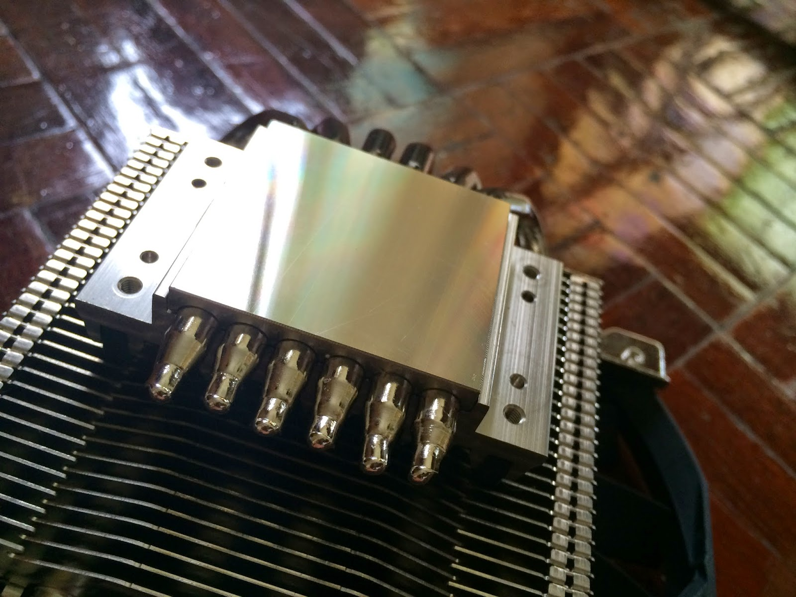Unboxing & Review: Prolimatech Samuel 17 Low Profile CPU Cooler 6