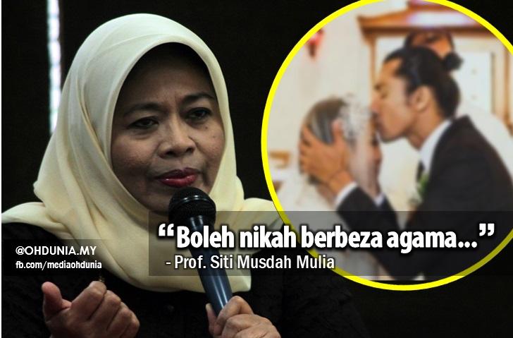 """""""Tidak Salah Menjadi Muslim Gay, Boleh Nikah Berbeza Agama"""" - Prof Siti Musdah"""