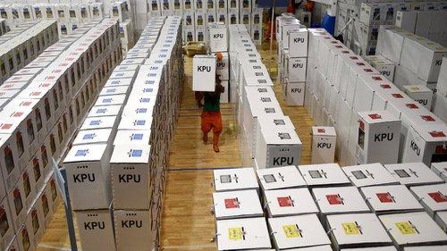 Peserta Pemilu 2019, Harus Tunggu Hasil Keputusan KPU
