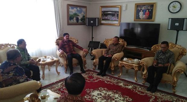 Panglima TNI Terima Audiensi Ketua Umum INTI
