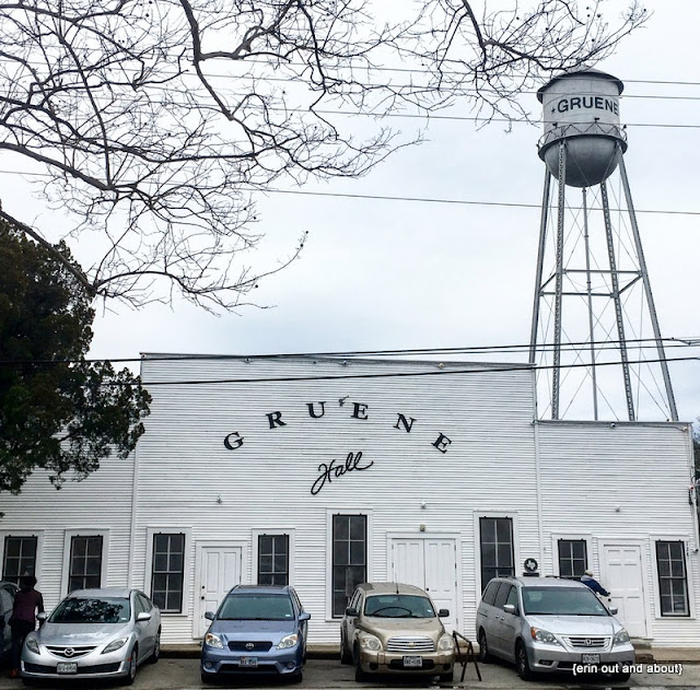 {Erin Out and About} Gruene Historic District, New Braunfels, Texas