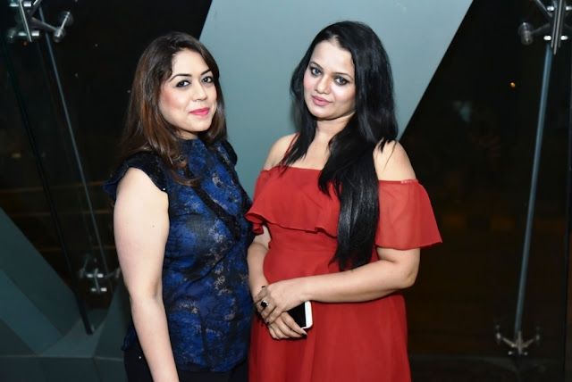 Designer Dolly Nagpal With Astrologer Shruti Dwivedi